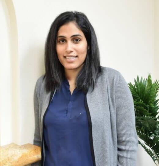 Vidya Devarapalli Physical therapist